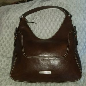 Michael Kors Leather Brooksville Bag
